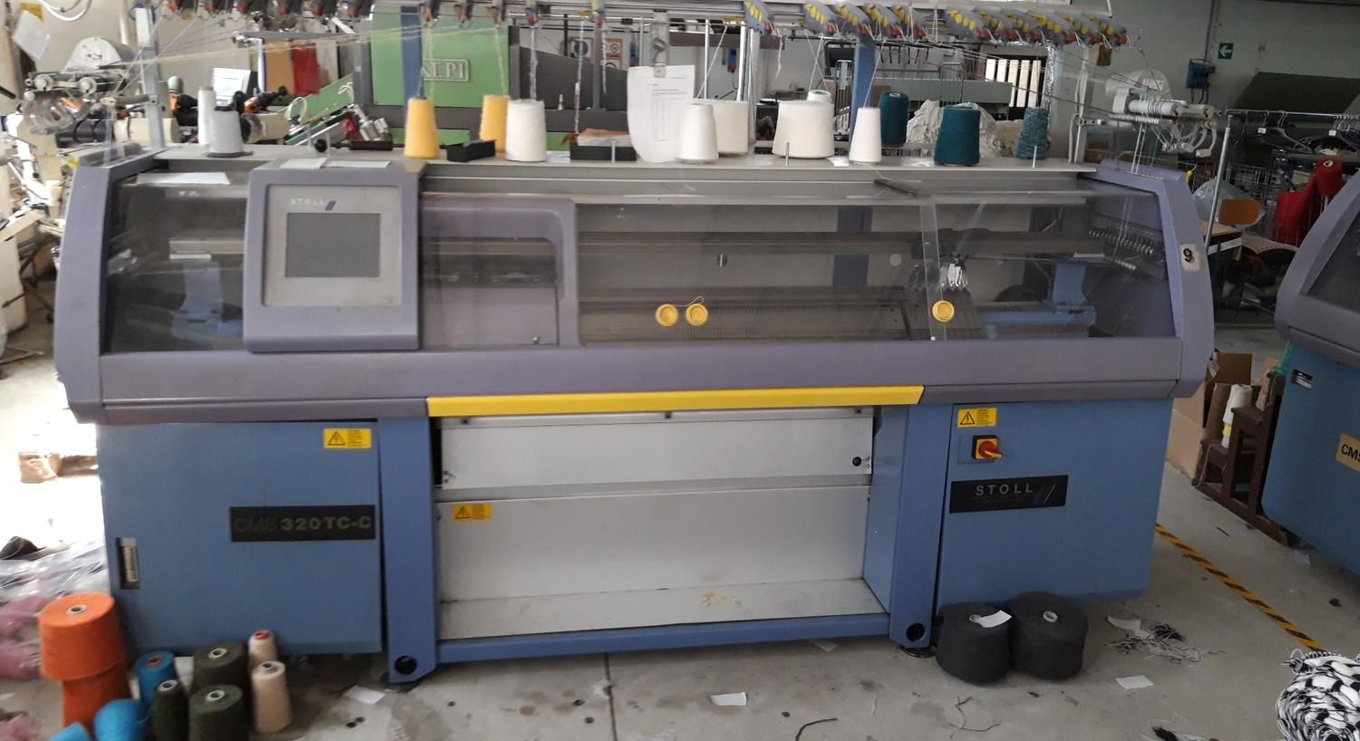 Stoll 320TC-C Strickmaschine
