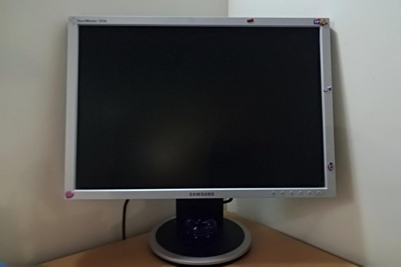 LG PC et HP Drucker