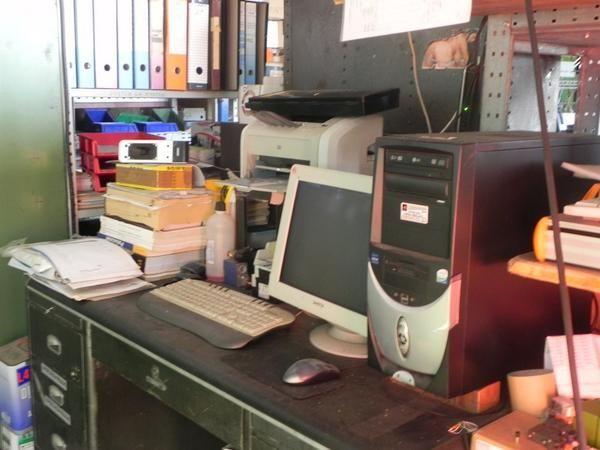 Computer und Peripheriegeräte