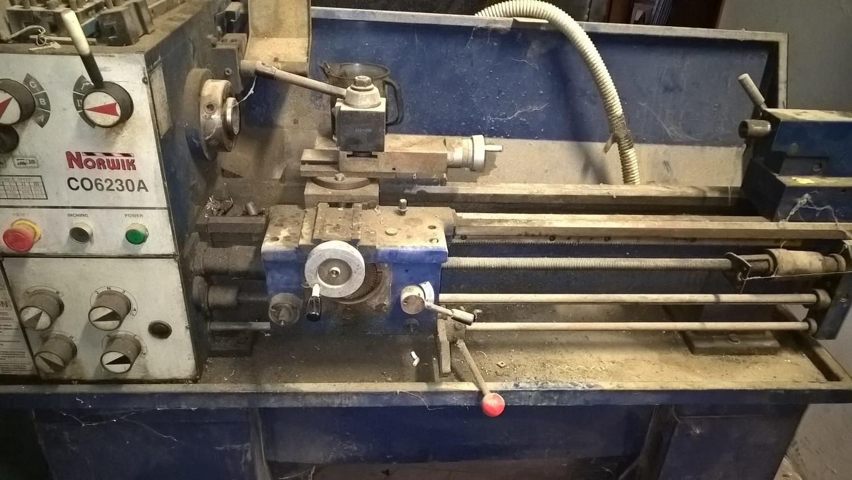 Norwik-Drehmaschine