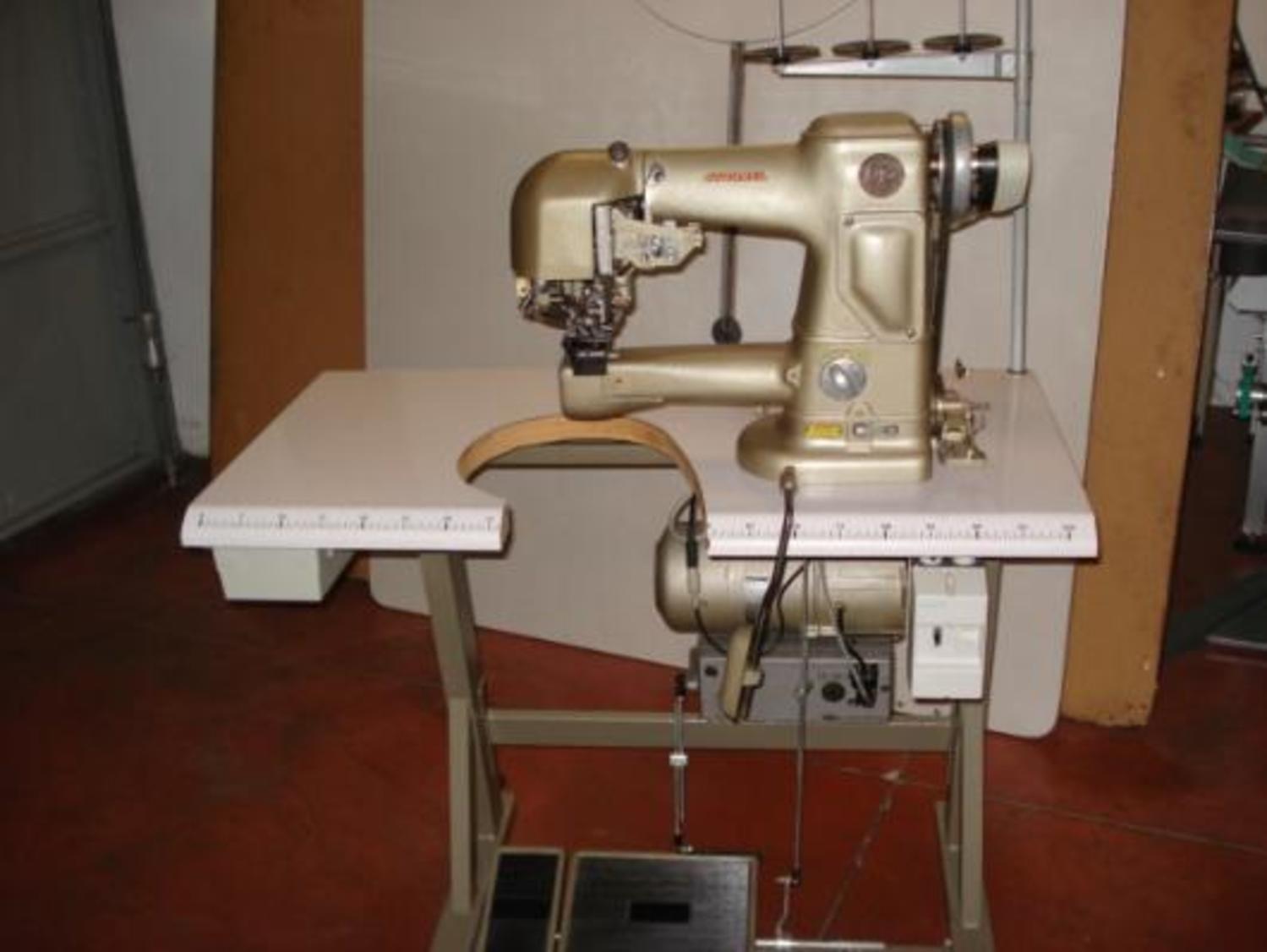 Nähmaschine Strobel 325-40