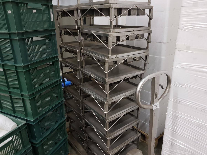 Zubehör für Hüttenkäse-Produktion