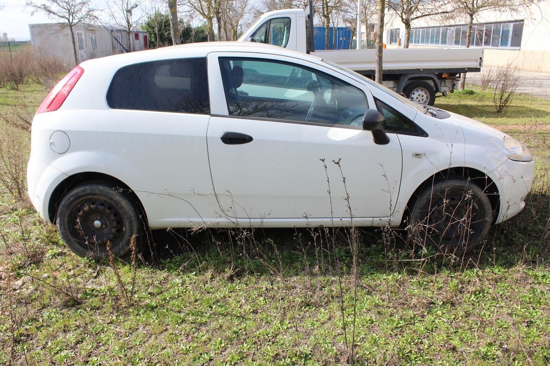 Fiat Punto Van LKW