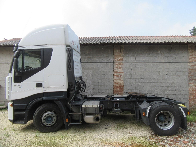 Iveco Magirus Straßentraktor