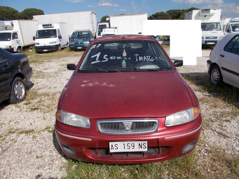 Rover 214 Auto
