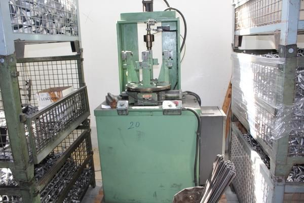 Telmatic hydraulische Presse