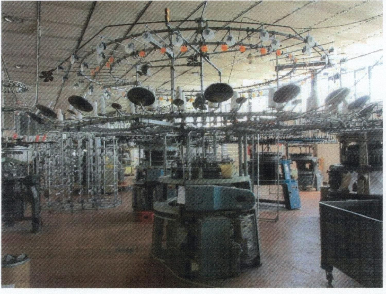 Pilotelli Mayer-Maschinen zur Herstellung von Geweben