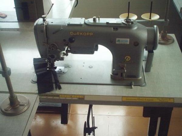 Nähmaschine Durkopp 212-6105