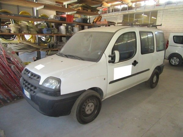 Fiat Doblò Lastwagen