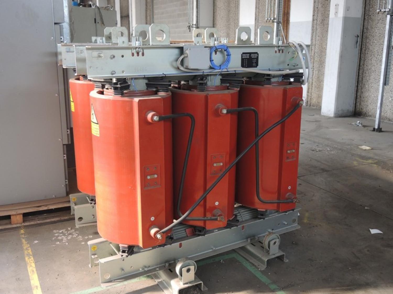 SEA-Trockentransformator