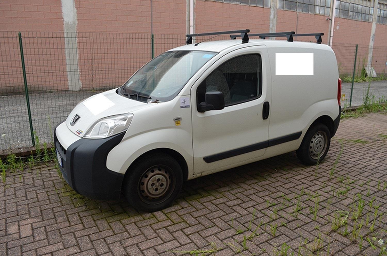 Peugeot Bipper LKW