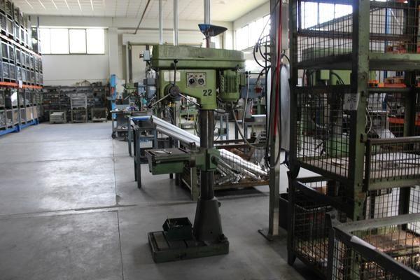 Vertikale Bohrmaschine Famup Rag