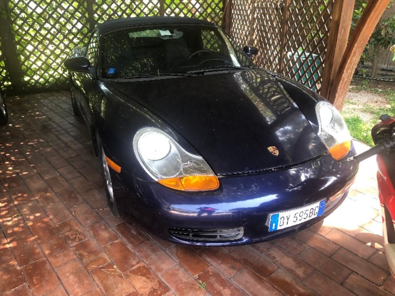 Porsche Boxster Auto