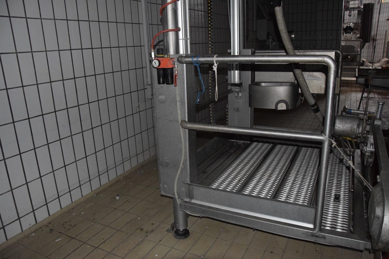 Vorhäutung Plattform Rovani Engineering & Manufacturing Srl