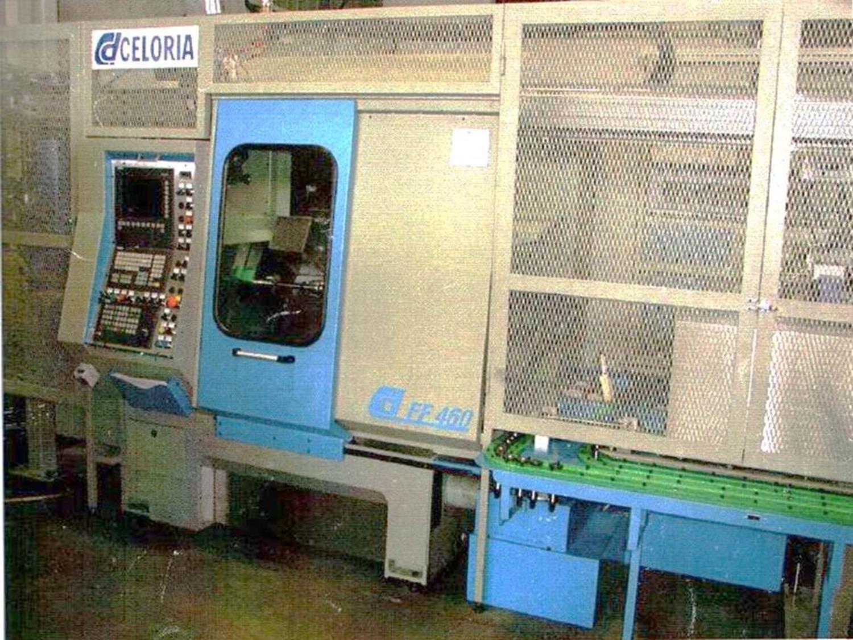 Celoria FF460 CNC-Drehmaschine