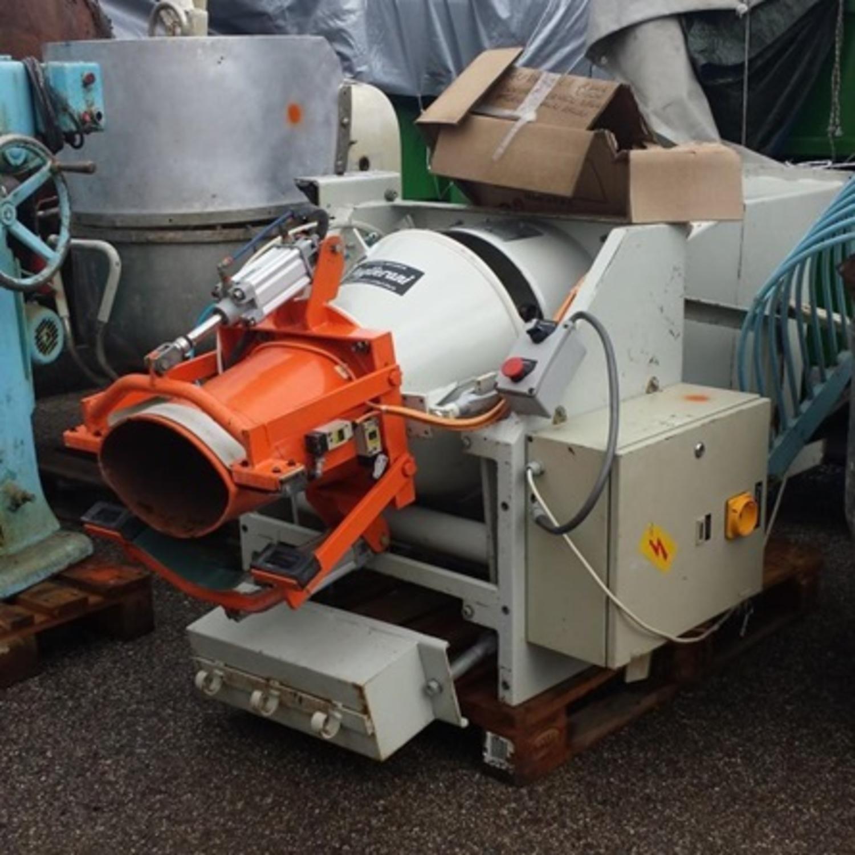Abfüllmaschine für Beutel Eisen