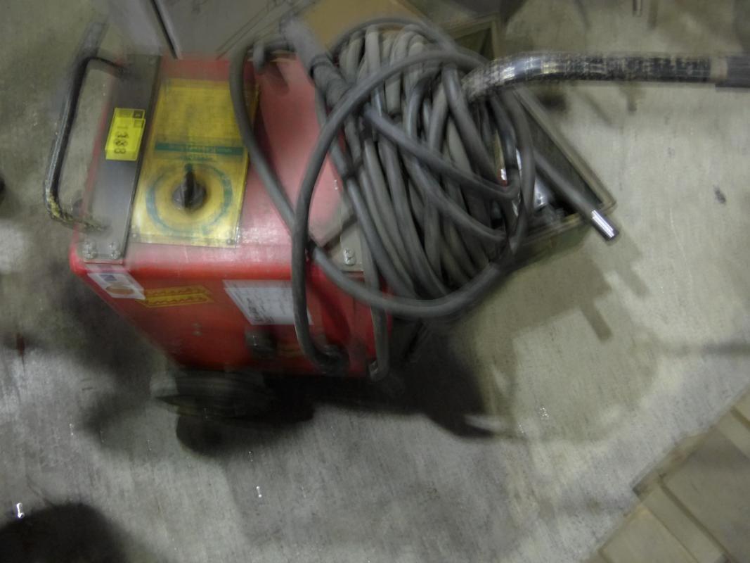 Elektro-Schweißgerät