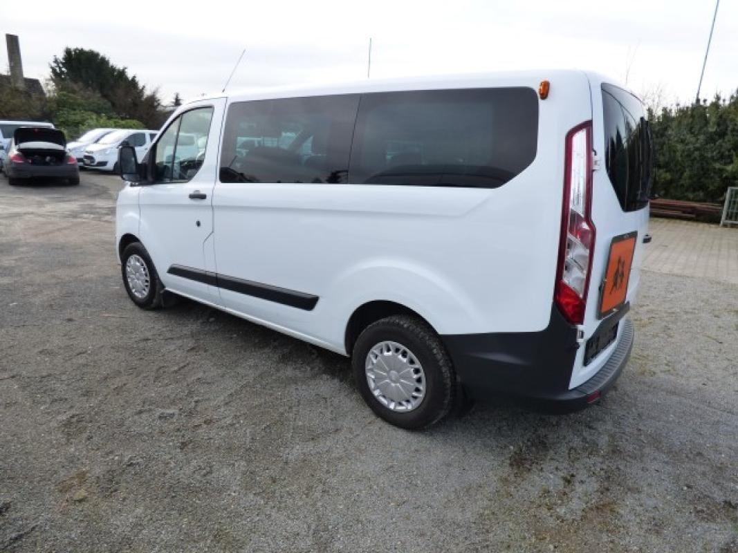 Minibus ( amtl. Kennz. GE - LB 3034)