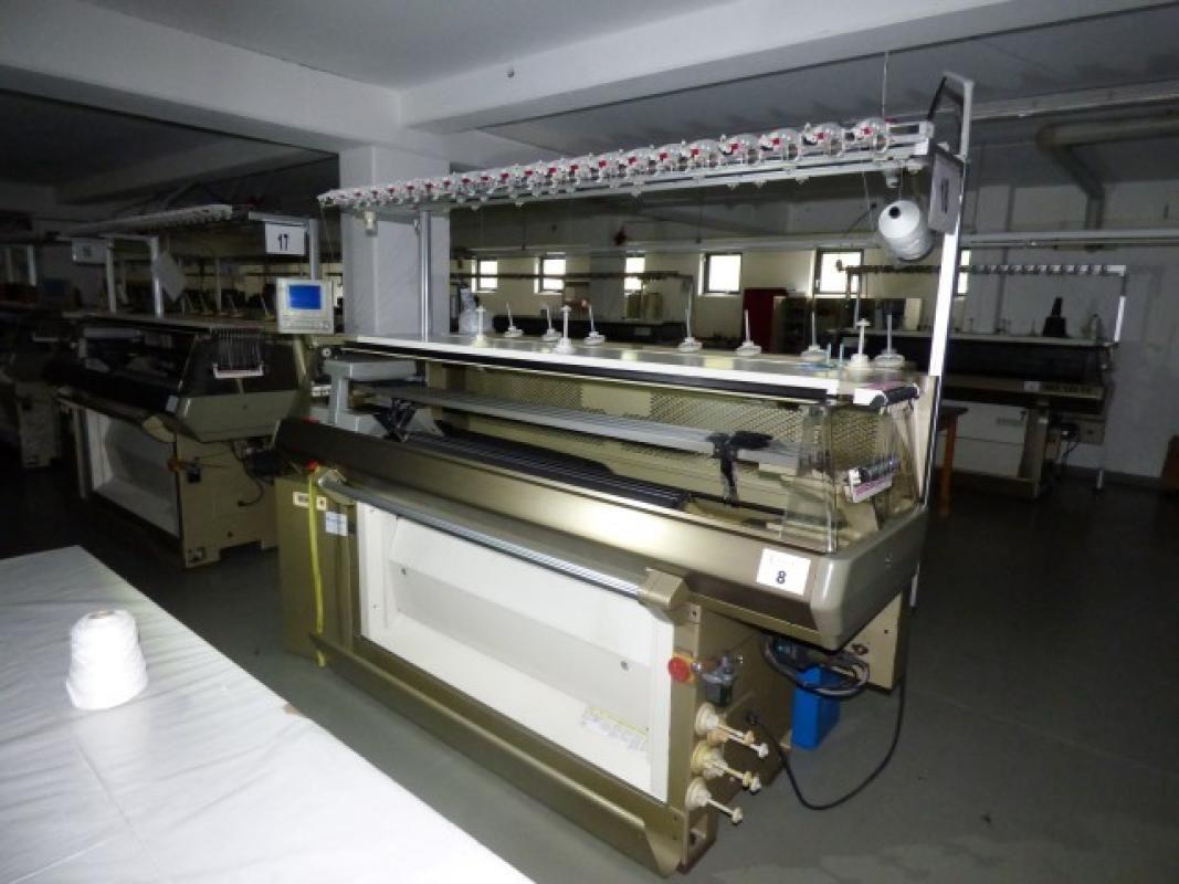 Maszyna dziewiarska