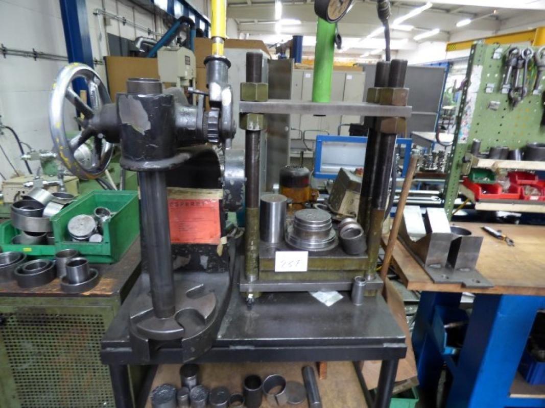 hydraulische Werkstattpresse