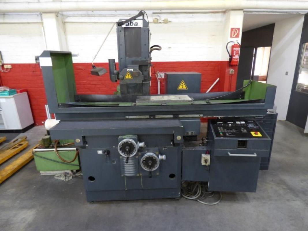 Präzisionsflachschleifmaschine ABA FP-N 60/30