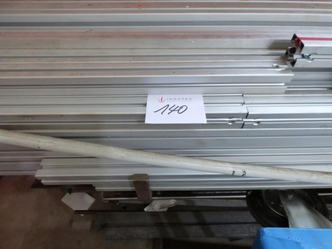 Posten Aluminiummaterialabschnitte