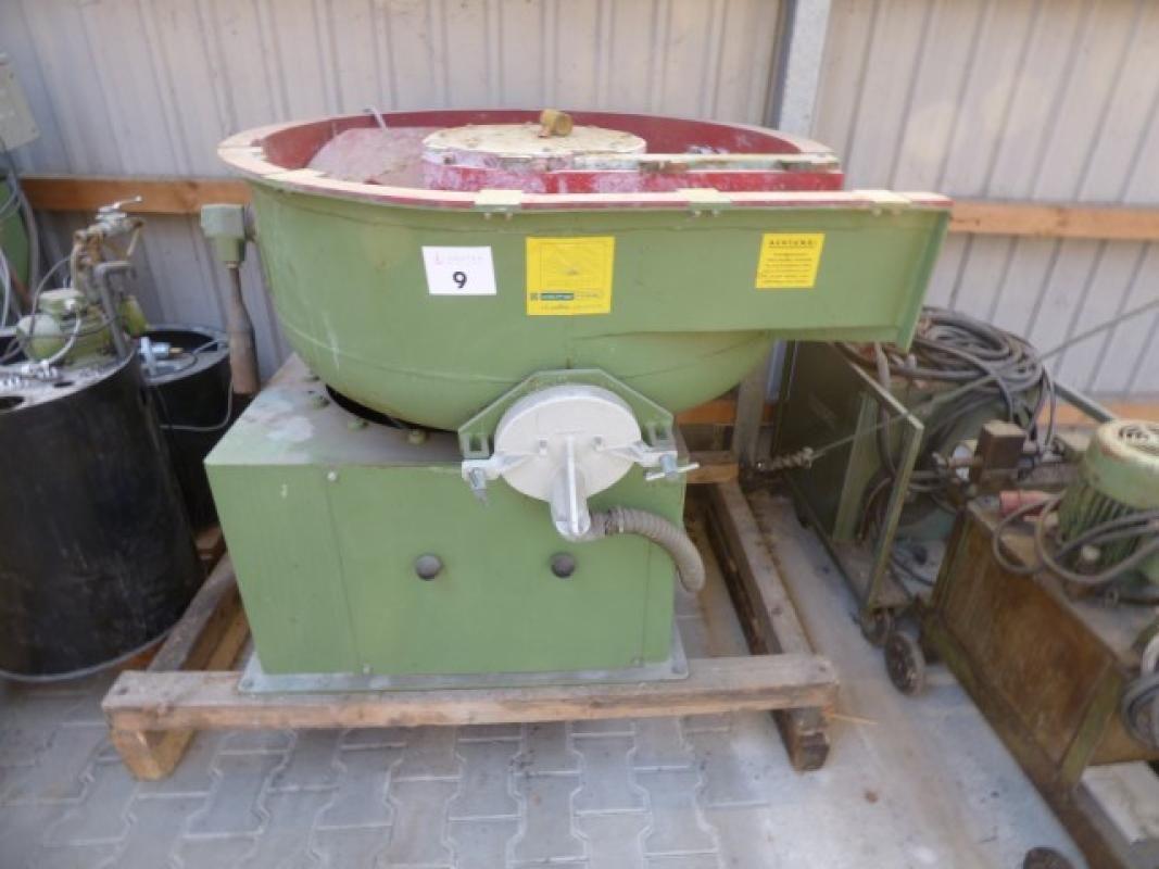 Gleitschliffmaschine