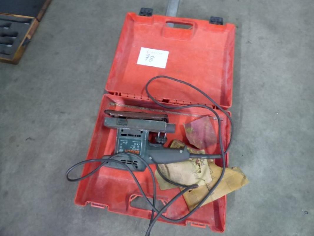 Elektroschleifer BOSCH 603247