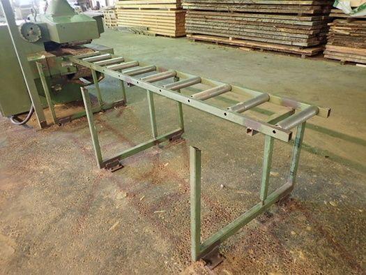 Anbau-Rollbahn für Pos. 115 300x35 cm
