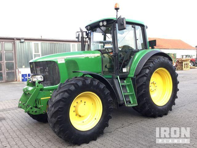 2003 John Deere 6920S 4WD Traktor