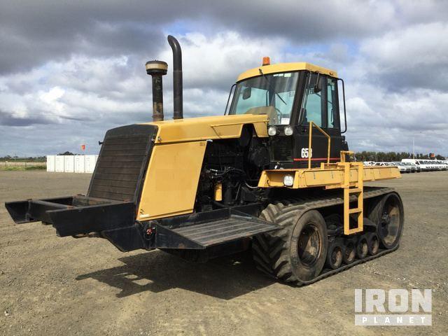 1991 Cat 65B Track Tractor