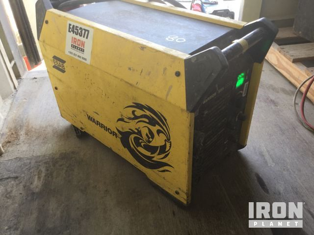 ESAB Warrior 500i CC / CV Elektroschweißgerät