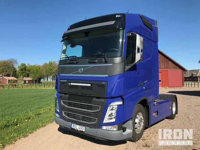 2018 Volvo FH13-500 4x2 Sleeper Truck Tractor - Geringe Laufleistung