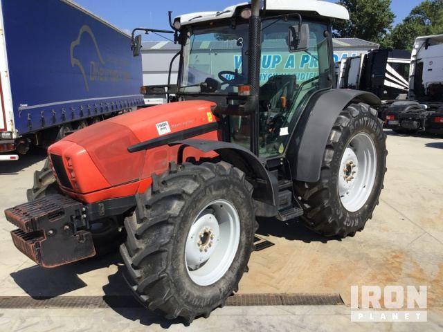 2012 (nicht verifiziert) Same Explorer 3 100DT 4WD Tractor