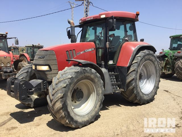 2009 Case IH CVX 195 4WD Traktor