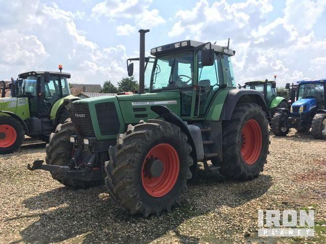 1993 (nicht verifiziert) Fendt Favorit 816 4WD Traktor
