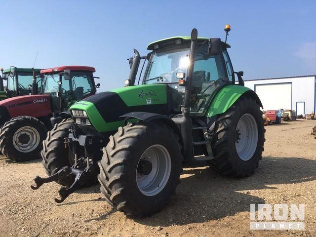 2007 (nicht verifiziert) Deutz-Fahr Agrotron 165.7 4WD Traktor