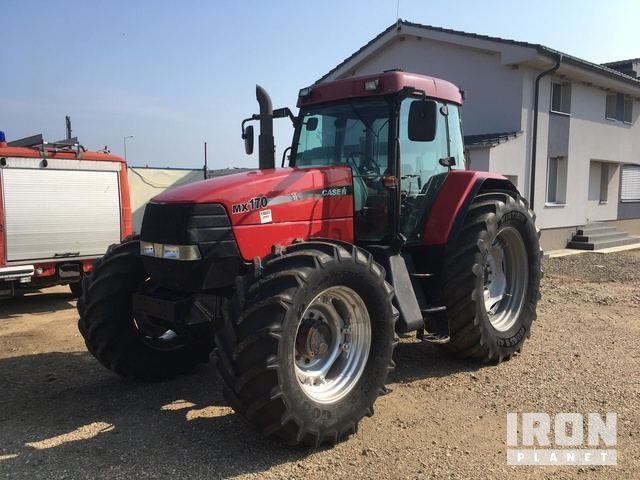 2002 (nicht verifiziert) Case IH MX170 4WD Tractor