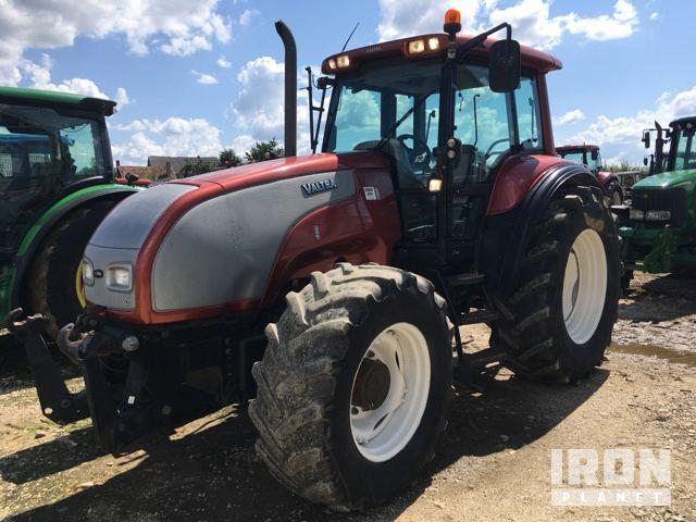 2005 (nicht verifiziert) Valtra T160 4WD Traktor
