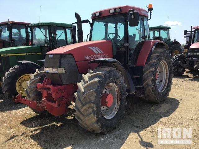 2004 (nicht verifiziert) McCormick MTX140 4WD Tractor