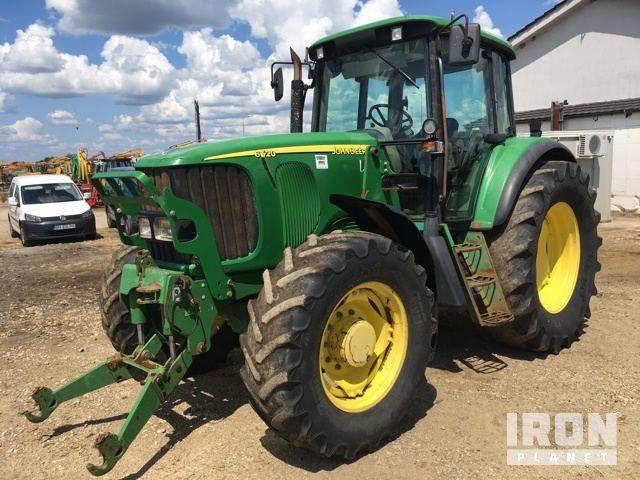 2005 (nicht verifiziert) John Deere 6520 4WD Tractor