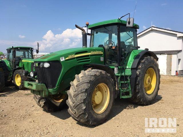 2006 (nicht verifiziert) John Deere 7920 4WD Tractor