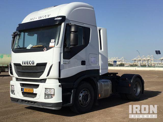 2013 Iveco Stralis Hi-Way 460 4x2 Fernverkehrstraktor