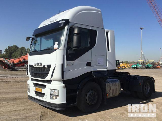 2014 Iveco Stralis Hi-Way 460 4x2 Fernverkehrstraktor