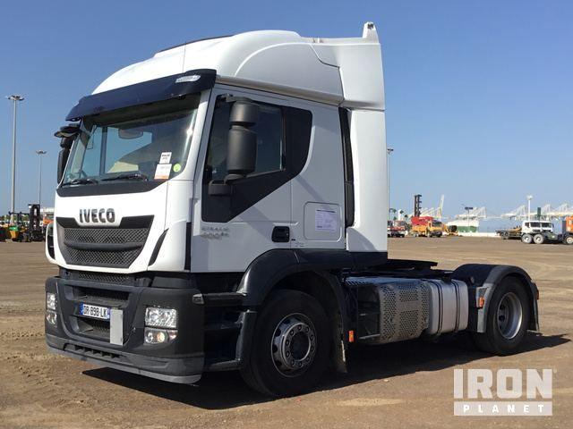 2015 Iveco Stralis 400 4x2 Fernverkehrstraktor