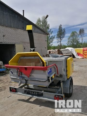 2013 TS Industrie 350ME Häcksler - unbenutzt