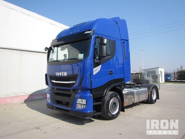 2019 Iveco Stralis 480 4x2 Sleeper Truck Traktor - unbenutzt