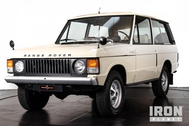 1976 Range Rover Oldtimer