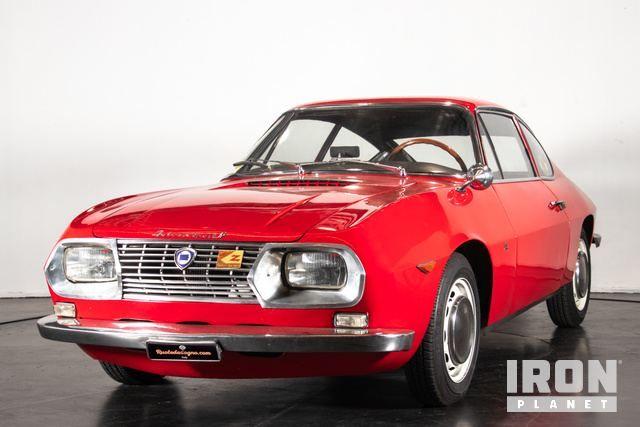 1968 Lancia Fulvia Sport Zagato Oldtimer