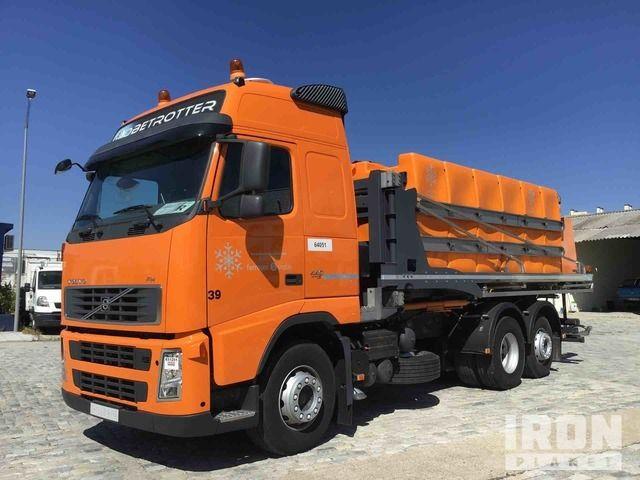 2009 Maquiasfalt CL15050ABUID 15000 L auf 2010 Volvo FH62B3 440 6x2 De-Icer Truck